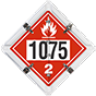 Flammable Gas 1075
