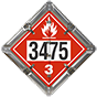 Flammable 3475